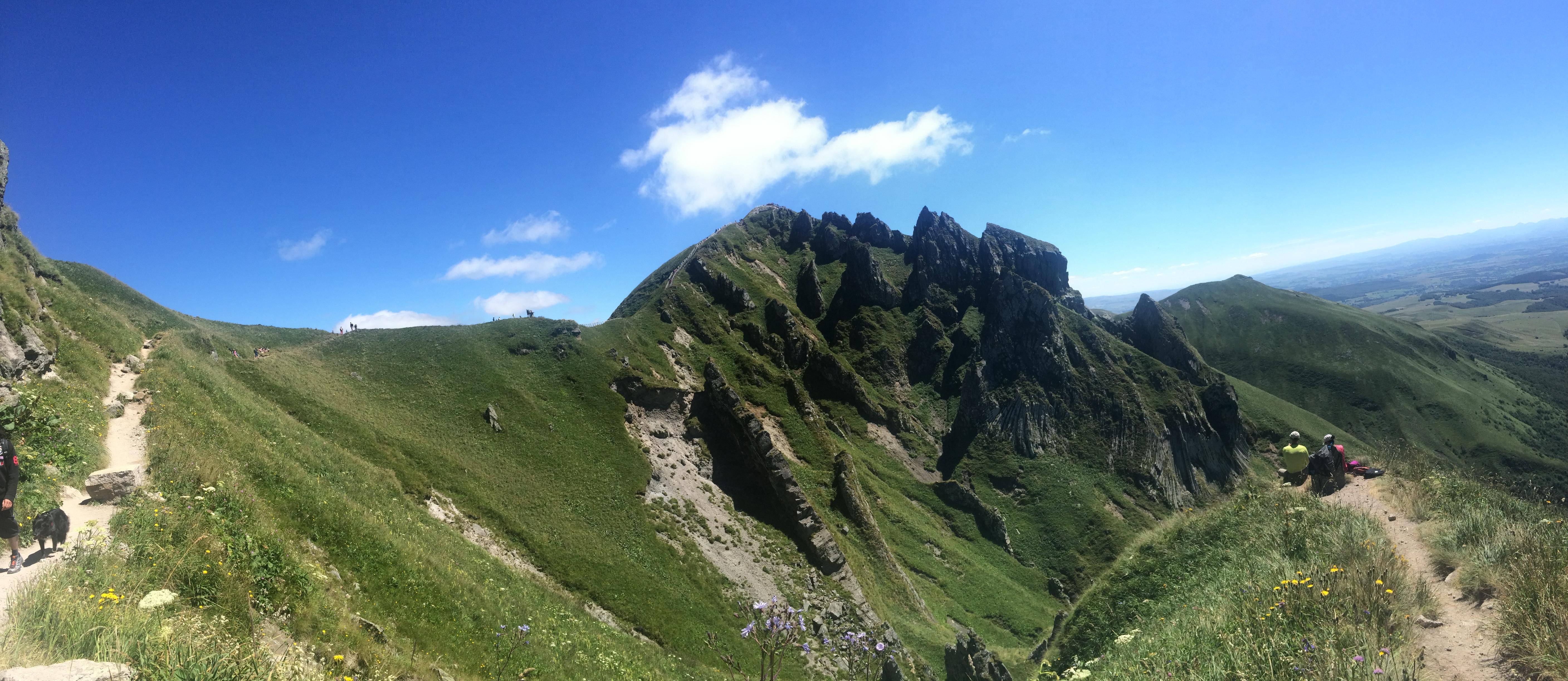 Puy de sancy les boucs en train - Le mont dore office du tourisme ...